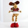 Что красивые рождественские украшения елочные украшения Yi детей рождественские подарки Рождественские куклы куклы украшения телескопических лосей