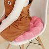 FOOJO цветов подушка офиса студент стул подушка подушка подушка на сером подушка литиция рюшаль