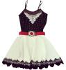 Lovaru ™ 2 015 лето новый стиль моды платье партии женщин кружевном платье платье партии Платье де Феста рукавов платье кружева