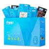 Знаменитость тонкие презервативы 72 установлены коробки крупных частиц G задержки пятно презервативами прочного худощавое Box 002 1g два набора мужских