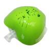 Сюй Чжун Анти-ребенок дымка анти-туман и дымка РМ2,5 маски Бесшовные портативный анти-пыльцевой аллергии зеленые маски для детей