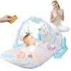 Доктор Doll (Dr.B) раннего детства образовательные детские игрушки детские фитнес стеллаж новорожденных лапка цветка детский фитнес кадр