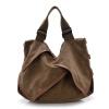aeroline случайные холст сумка женщина Hobo плечо Messenger сумки экстра - больших Tote мешок для дамы винтаж сумочку
