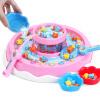 [Супермаркет] Jingdong выгоды метров (Yimi) детская рыбалка игрушки ребенка раннего детства обучающие игрушки электрический роторный рыболовный NO.1567-3