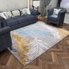 семья Ли дома современный минималистский гостиной журнальный столик спальне диван-кровать ознакомительные Обеденные столы входная дверь скольжения ковер Dai Lois 039110 80 * 120см