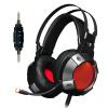 Черный джаз (AJAZZ) AX361 Gaming Headset Virtual Interface 7.1USB Deluxe Edition черная курица гарнитура zenfone 2 deluxe special edition