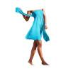 Vanker женская сексуальная пуш-ап, грудь Pad завернутый юбка платья купальники купальник Swimdress женский закрытый купальник swimmart swimdress vs009c