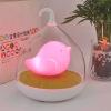 Home Living Bird Cage Light Светодиодный ночной свет Touch на свете 0.5 Вт Тип индукции USB VoltageDC5V Материал ПК G03