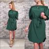 Lovaru ™ 2017 Women Beach Party Wear Shirt Dress Украина Красная синяя зеленая косая шея Loose Solid Cute Fashion Mini Dress Girl коровин в конец проекта украина