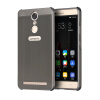 Корпус для Lenovo K5 Примечание Алюминиевый бампер + акриловая панель Назад Глянцевая обложка для ноутбука Lenovo Vibe K5 Note Pro чехлы для телефонов belsis чехол панель для lenovo k920 vibe z2 pro прозрачный