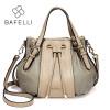 BAFELLI осень и зима нового прибытия подлинной кожи сумка старинные тыквенные мешок панелей полумесяца плеча сумку женщин мешок