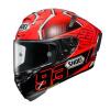 SHOEI мотоцикл шлем полный шлем мотоциклетный шлем мужчины Four Seasons японский шлем X-14 одолевают TC-1 SHOEI анфас шлем L шлем хоккейный 4500