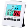 Yuhua Ze (Yuhuaze) интеллектуальные светодиодные электронные часы и часы, термометры XL немой гостиной офис часы календарь будильник кварцевые часы рабочего стола таймеры термометры