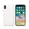 Вэй Джи iPhoneX жидкий силикон телефон оболочки мобильный телефон силиконовой оболочки сотовый телефон оболочки белый подходит для iPhone X