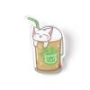 Gernro Акриловые значки мультфильма животных и персонажей значки на рюкзаке Значки для одежды 4м значки светлячки