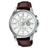 CASIO часы EDIFICE Синтетические сапфировое стекло Бизнес Повседневные мужские часы Кварцевые часы EFB-509L-7A часы