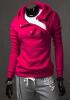 Women Pure Color Hoodies Lady's Casual Sweatshirt Hoody Woman Sport Pullovers Plus Size S-4XL