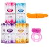 Yuting Презервативы 36 + 36 шт. (случайный цвет) подарить вибратор Секс-игрушки для взрослых а ивыь арсенал трусики для маленьких насадок