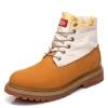 Dickies американской моды прострочкой мужские сапоги сапоги на открытом воздухе теплые личности ревеня Мартин сапоги мужские золотые 174M50LXS44 40