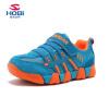 Hobibear повседневные кроссовки обувь для детей мальчиков и девочек Весна-осень  уличная спортивная обувь кольца петля закрытия