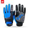 NUCKILY Cycling Gloves Full Finger Водонепроницаемая дышащая полиэфирная ткань Перчатки для мотоциклов для взрослых