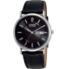 CITIZEN часы света кинетической энергии простой черный телячья кожа ремень бизнес случайные мужские часы BM8240-03E citizen ca4250 03e