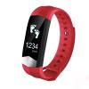 cd01 Спорт SmartBand ЭКГ Heart Rate Приборы для измерения артериального давления Smart Band Фитнес трекер Смарт Браслет для IOS An