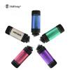 Новый мини-USB фонарик факел брелок свет Водонепроницаемый Torchlight Карманный Multicolor Мощный и перезаряжаемый светодиодный изменение цвета светодиодный фонарик свет лампы лампы брелок брелок лампы факел