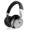 iDeaUSA V200 Active Шум отмена ANC Bluetooth наушники за ухо Hi-Fi Беспроводной наушники с микрофоном до 16 часов воспроизведения sym jet sport бу