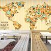 3D обои для фото 3D большая настенная роспись персонализированная еда ресторан обои карта мира живая обои роспись на заказ 3d роспись гонконг стрит шанхай улица сцена обои чай ресторан кофейня обои настенная роспись