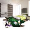 Бесплатная доставка 3D этаж Hawthorn Китайский Ветер Земля Живопись офисная студия лобби ресторана пол обои mural 250cmx200cm лобби ресторан