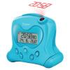 Ousia будильник HD проекционные часы спальня прикроватные тумбочки будильник дети snooze будильник