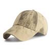 сплошной мужской бейсболки хлопок мода весна лето шапка женщины колпачки привязать назад кепка унисекса марочный солнечная шляпа