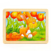 goki Wooden Jigsaw Puzzle with Storage tray (24/48/96pcs and 46/55pcs of 4 layers ) for kids 48 eggs tray automatic incubator egg tray chickens ducks and other poultry