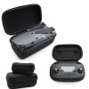 Mavic Pro Platinum EVA Portable Hardshell Transmitter Controller Storage Box +Drone Body Housing Bag Protective Case for DJI