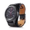 22мм неподдельный кожаный браслет ремешка застежки -молнии для Samsung Gear S3 Frontier / S3 Classic смарт часы samsung gear s3 frontier матовый титан