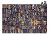 3D фото обои Ретро металлические буквы 3D обои Бар Кафе западный ресторан молочный чай магазин фон обои пользовательские фрески custom 3d mural retro vintage plate большой панно бар ресторан тема отдых бар фон обои