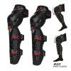 Мотоцикл Защитные коленчатые коленные подушечки для защиты локоть Внедорожные гоночные гонки Мотоциклетные защитные ограждения Мотокросс Cuirassier
