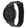 22мм Подлинная кожаный ремешок для часов Магнитный застежка для Samsung Gear S3 Classic Gear S3 Frontier наколенник магнитный здоровые суставы