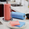 [] Европейские супермаркеты Jingdong Tetsuya ткань сбегать точки нетканый материал Универсальное чистящее средство кухонное полотенце Красный Синий 200 установлен чистящее средство litonet купить спб