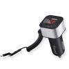 Основатель (iFound) автомобильного прикуривателя Автомобильное зарядное устройство зарядное устройство F119 3.1A Dual USB один с д cabos usb cавтомобильное зарядное устройство с зажигалкой