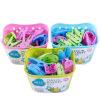 [Супермаркет] камелия Jingdong корзина для белья вешалки зажима 24 установлена 28541k