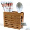 цена на Копье (Suncha) бамбуковые палочки для еды клетка стойки можно повесить слив Chopstick KL1171