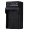 Зарядное устройство для аккумулятора цифровой фотокамеры PULUZ для аккумулятора Canon LP-E6 зарядное устройство acmepower ap ch p1640 for canon lp e10 авто сетевой