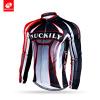 NUCKILYЗимняя Велоспорт Термобелье Куртка Custom Сублимация Верховая езда Спортивная одежда