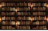 Обои для рабочего стола 3D стерео книжный шкаф книжная полка случайный кофе ресторан кабинет кабинет большой роспись обои домашний кабинет