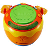 Oubi (AUBY) обучающие игрушки музыка патч барабаны Kai Chi детская музыкальная музыка ранняя преподавательская работа барабанное устройство 463423DS планшет развивающий музыкальная наука обучающие игры