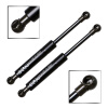 2Pcs Pontiac G6 2006-2009Rear Trunk Lift Support Strut Gas Spring Shock Rod furniture cabinets air support hydraulic rod 100n 10kg force door lift support gas spring kitchen cupboard hinges lid soft open