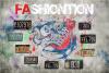 Пользовательские 3d росписи Мода стены граффити обои гостиная комната диван танцевальная комната кафе магазин торговый центр магазин одежды обои