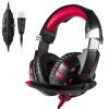 Война крыло K2 7.1 Gaming Headset гарнитура гарнитура гарнитура компьютер гарнитура игровая гарнитура LOL Battle Royale 3D стерео красного цыпленок сравните оружие